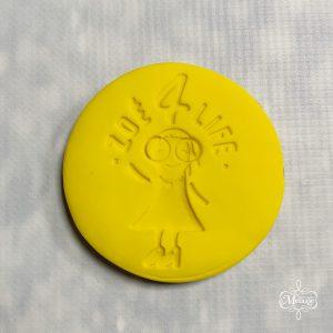 biscuit Zoé4life jaune